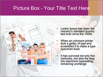 Handsome gym PowerPoint Template - Slide 20