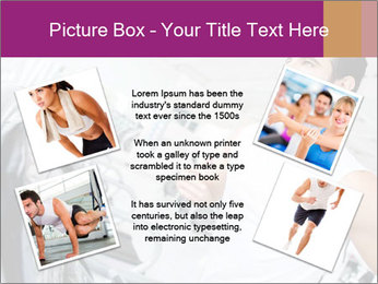 Handsome gym PowerPoint Template - Slide 24