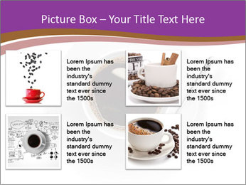 Cup of coffee PowerPoint Template - Slide 14