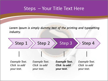 Cup of coffee PowerPoint Template - Slide 4