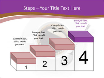 Cup of coffee PowerPoint Template - Slide 64