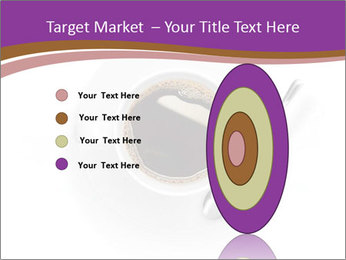 Cup of coffee PowerPoint Template - Slide 84
