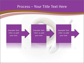 Cup of coffee PowerPoint Template - Slide 88