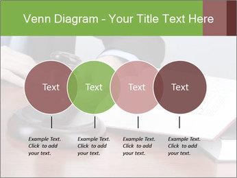 Wooden gavel PowerPoint Template - Slide 32