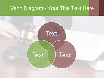 Wooden gavel PowerPoint Template - Slide 33