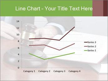 Wooden gavel PowerPoint Template - Slide 54