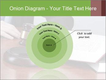Wooden gavel PowerPoint Template - Slide 61