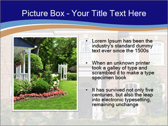 Large House PowerPoint Template - Slide 13