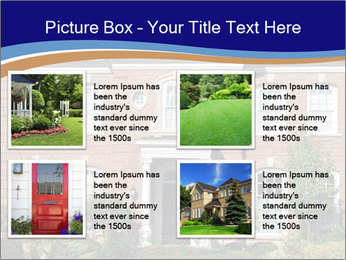 Large House PowerPoint Template - Slide 14