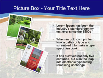 Large House PowerPoint Template - Slide 17