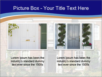 Large House PowerPoint Template - Slide 18