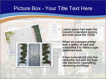 Large House PowerPoint Template - Slide 20
