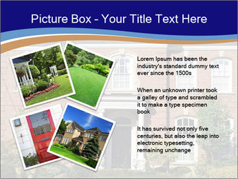 Large House PowerPoint Template - Slide 23