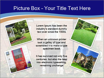 Large House PowerPoint Template - Slide 24