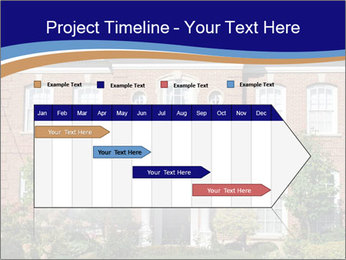Large House PowerPoint Template - Slide 25