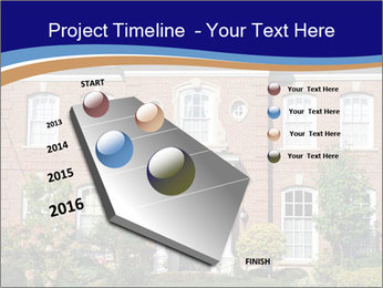 Large House PowerPoint Template - Slide 26