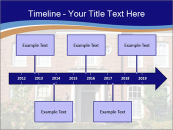 Large House PowerPoint Template - Slide 28