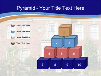 Large House PowerPoint Template - Slide 31