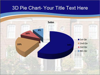 Large House PowerPoint Template - Slide 35