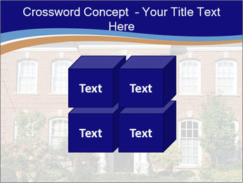 Large House PowerPoint Template - Slide 39