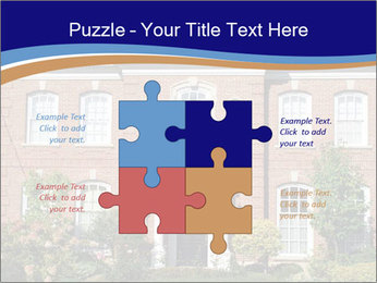 Large House PowerPoint Template - Slide 43