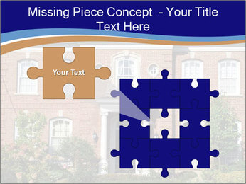 Large House PowerPoint Template - Slide 45