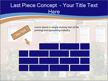 Large House PowerPoint Template - Slide 46