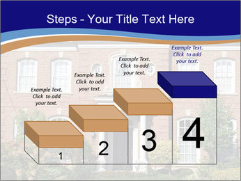 Large House PowerPoint Template - Slide 64