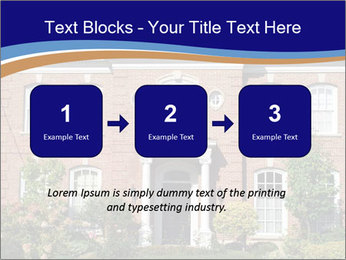 Large House PowerPoint Template - Slide 71