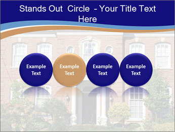 Large House PowerPoint Template - Slide 76