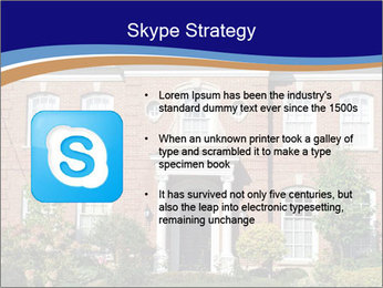 Large House PowerPoint Template - Slide 8