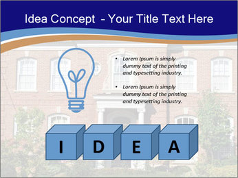 Large House PowerPoint Template - Slide 80