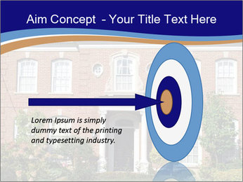 Large House PowerPoint Template - Slide 83