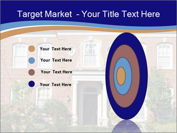 Large House PowerPoint Template - Slide 84