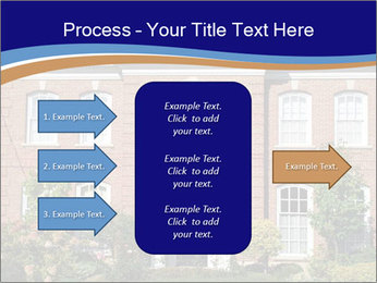 Large House PowerPoint Template - Slide 85