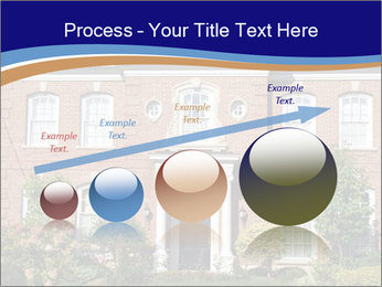 Large House PowerPoint Template - Slide 87