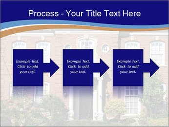 Large House PowerPoint Template - Slide 88