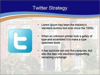 Large House PowerPoint Template - Slide 9