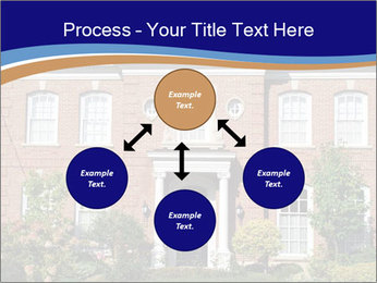Large House PowerPoint Template - Slide 91
