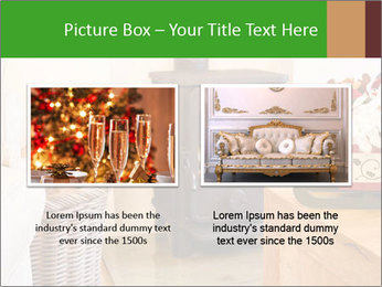 Christmas fireplace PowerPoint Template - Slide 18