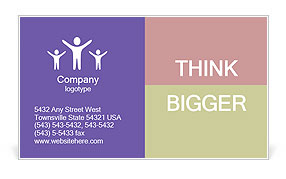 0000096716 Business Card Template