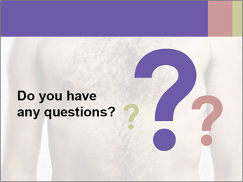 Man's chest PowerPoint Template - Slide 96