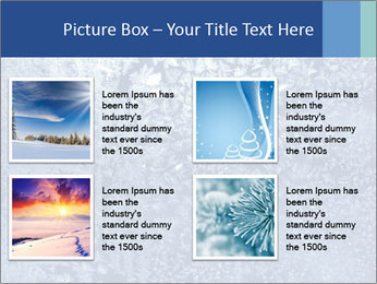 Ice PowerPoint Template - Slide 14