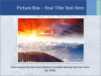 Ice PowerPoint Template - Slide 15