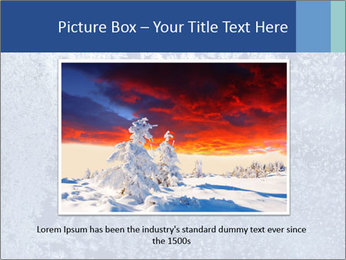 Ice PowerPoint Template - Slide 16