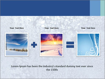 Ice PowerPoint Template - Slide 22