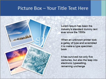 Ice PowerPoint Template - Slide 23