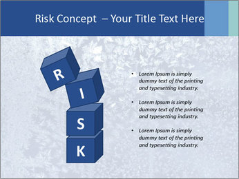 Ice PowerPoint Template - Slide 81