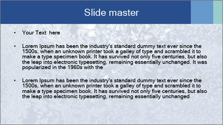 Ice PowerPoint Template - Slide 2