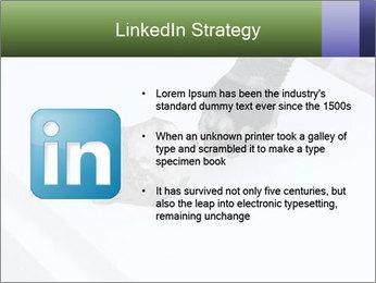 Trowel spreading PowerPoint Template - Slide 12